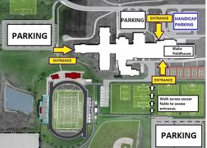 Graduation Parking 2