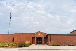 Oviatt Elementary Exterior