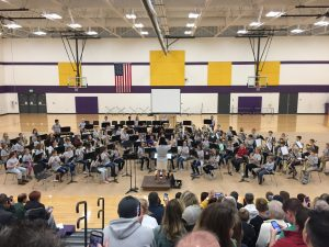5th grade Integrity Band Demonstration Concert