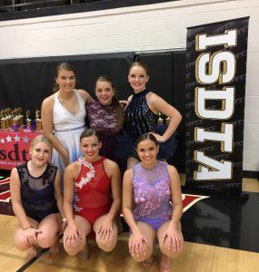 dance team photo