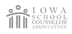 Iowa School Counselor Association logo